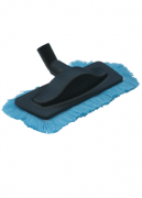 Sticky cloth dust brush